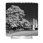 Osu Campus 9216 Shower Curtain