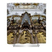 Ottobeuren Abbey Organ Shower Curtain