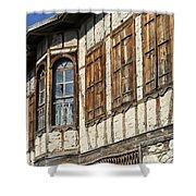 Ottoman Architecture Shower Curtain