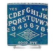 Ouija Board 2 Shower Curtain