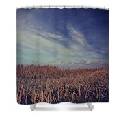 Our Day Will Come Shower Curtain by Laurie Search