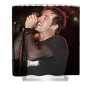 Our Lady Peace Shower Curtain
