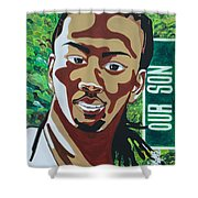 Our Son Shower Curtain