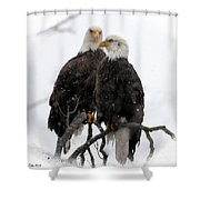 Our Time Shower Curtain