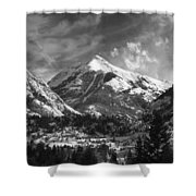 Ouray Colorado Shower Curtain