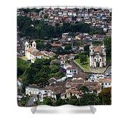 Ouro Preto Brazil 1 Shower Curtain