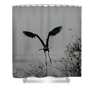 Outa Here Shower Curtain
