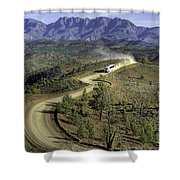 Outback Tour Shower Curtain