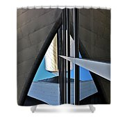 Outer Space 2 Shower Curtain