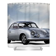 Outlaw 356 Shower Curtain