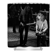 Outlaws #20 Crop 2 Shower Curtain