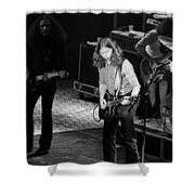 Outlaws #21 Crop 2 Shower Curtain