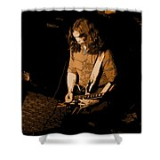 Outlaws #22 Colored Shower Curtain