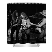 Outlaws #25 Shower Curtain