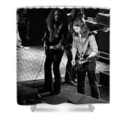 Outlaws #32 Crop 2 Shower Curtain