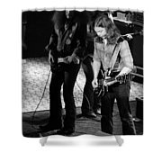 Outlaws #32 Crop 3 Shower Curtain