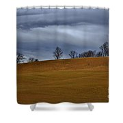 Outside Chester Ny 3 Shower Curtain