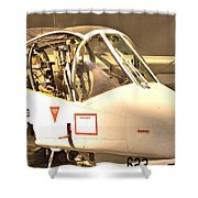 Ov-10 Bronco Shower Curtain