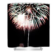 4th Of July Fireworks 4 Shower Curtain