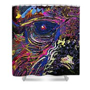 Overby Eye Shower Curtain