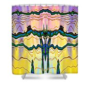 Overlord Shower Curtain