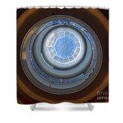 Overture Center Rotunda Shower Curtain