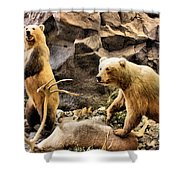 Ownership Shower Curtain
