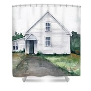 Oxbow Me Shower Curtain