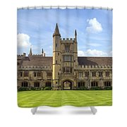 Oxford Shower Curtain