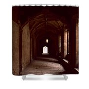Oxford University Shower Curtain