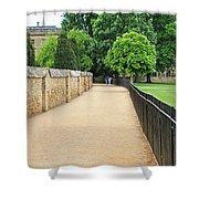 Oxford Walkway 5952 Shower Curtain