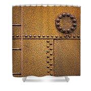 Oxidation... Shower Curtain