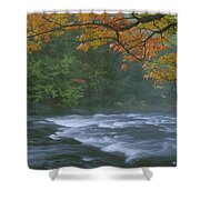 Oxtongue River Provincial Park, Dwight Shower Curtain