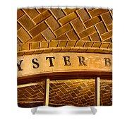 Oyster Bar Shower Curtain