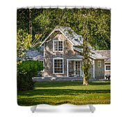 Oysterville House 7 Shower Curtain