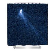 P2013 P5 Asteroid Belt, 2013 Shower Curtain by Science Source
