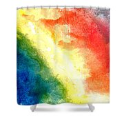 Pacific 2 Shower Curtain