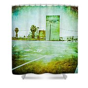 Pacific Airmotive Corp 08 Shower Curtain