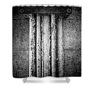 Pacific Airmotive Corp 11 Shower Curtain