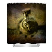 Pacific Airmotive Corp 23 Shower Curtain
