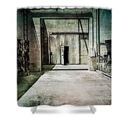 Pacific Airmotive Corp 28 Shower Curtain