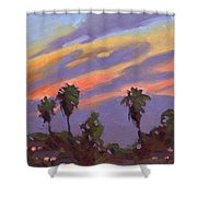Pacific Sunset 1 Shower Curtain