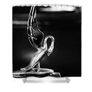Packard Cormorant Shower Curtain