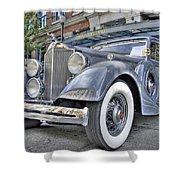 Packard Shower Curtain