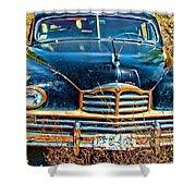 Packard II Shower Curtain