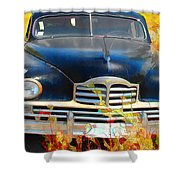 Packard IIi Shower Curtain