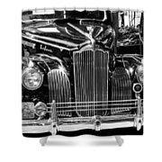 Packard Motor Car Shower Curtain