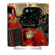 Packards Shower Curtain