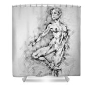 Page 27 Shower Curtain
