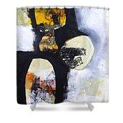 Paint Improv 2 Shower Curtain